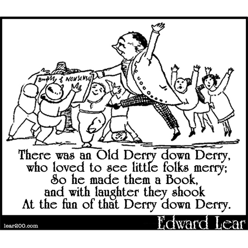 There was an Old Derry down Derry