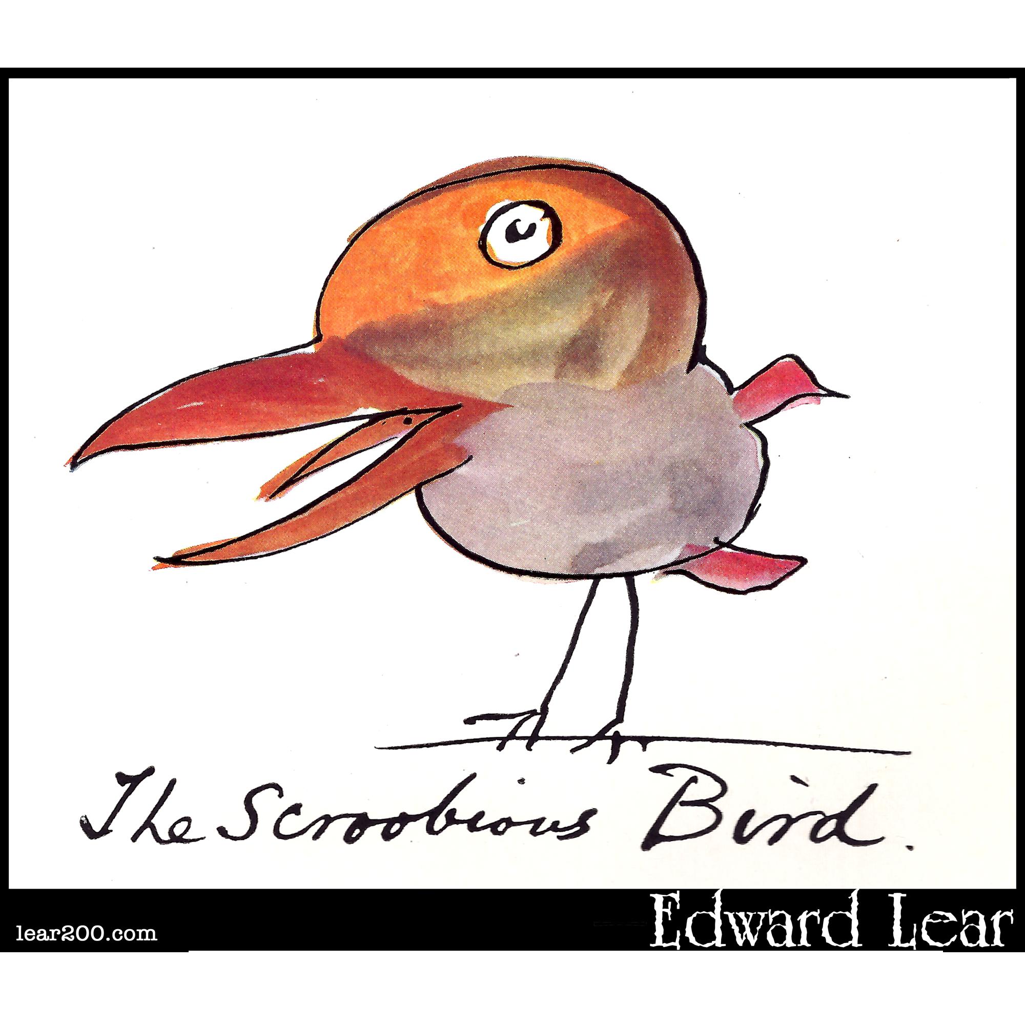 The Scroobious Bird