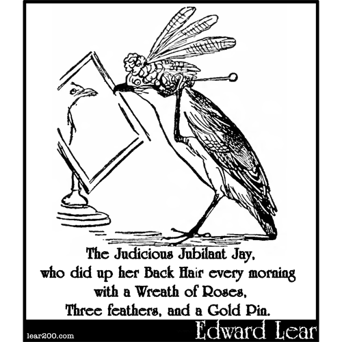 The Judicious Jubilant Jay