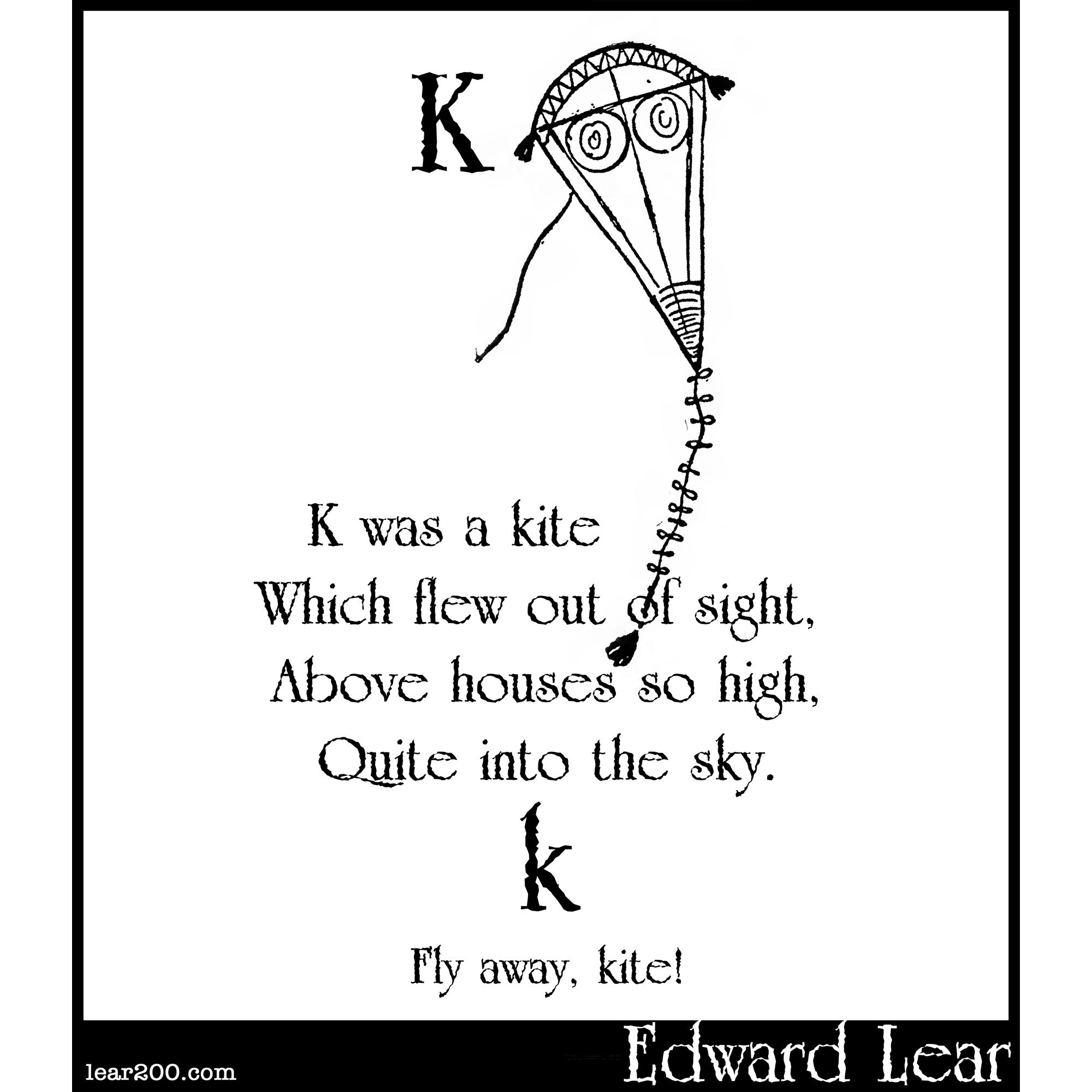 K was a kite