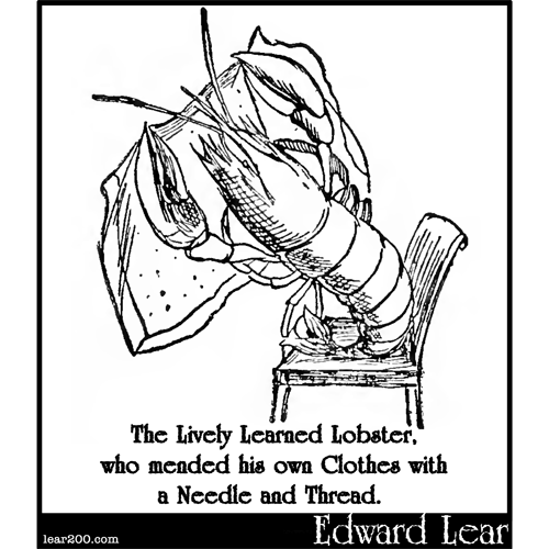 The Lively Learned Lobster