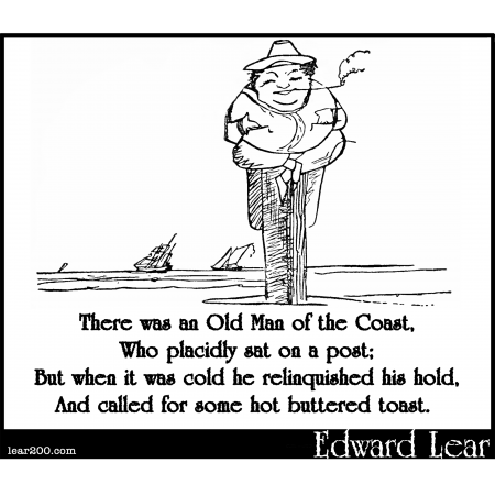 There was an Old Man of the Coast