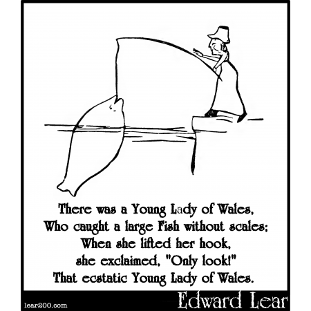 There was a Young Lady of Wales