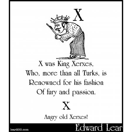 X was King Xerxes