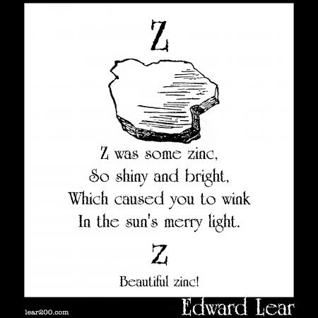 Z was some zinc