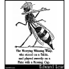 The Worrying Whizzing Wasp