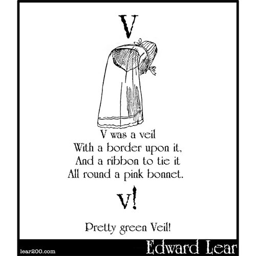 V was a veil