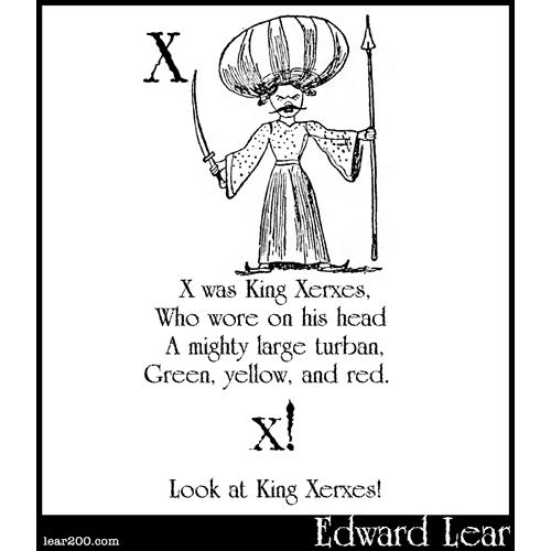 X was King Xerxes